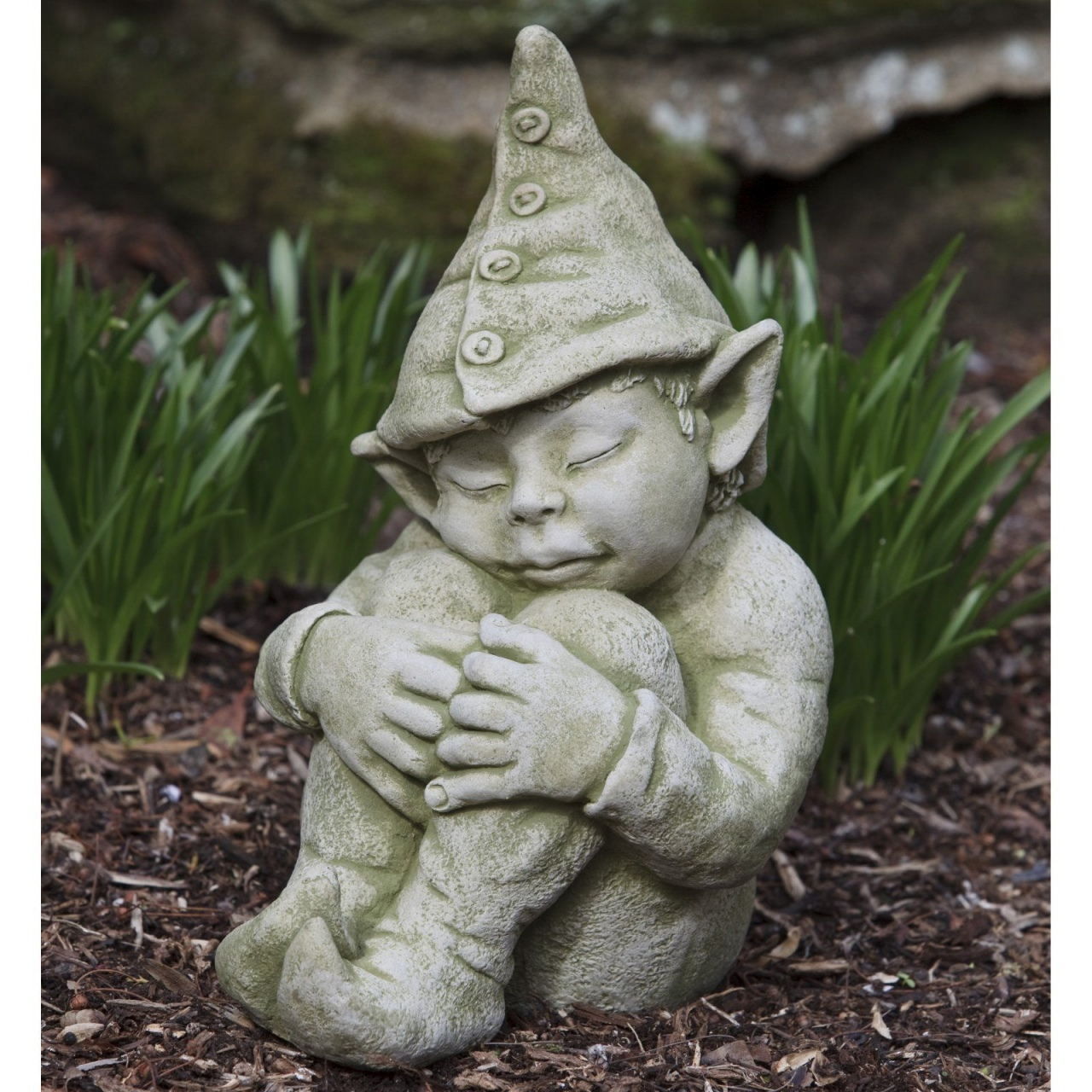 Dragon Sculptures For The Garden Modern Gnome My Little People