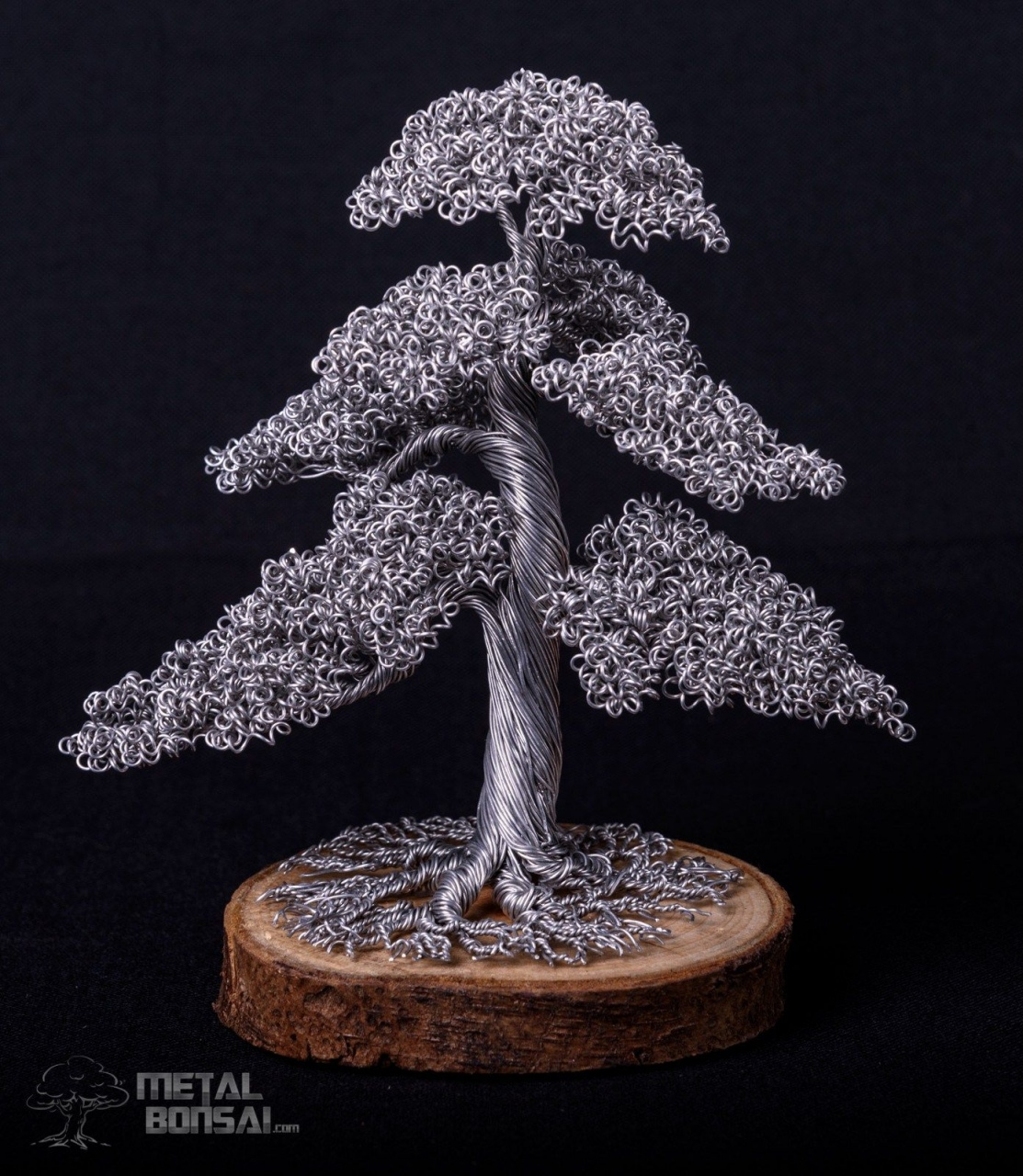 Pleasing How To Make Wire Bonsai Tree Sculpture Lorenzo Sculptures Wiring Cloud Hisonuggs Outletorg