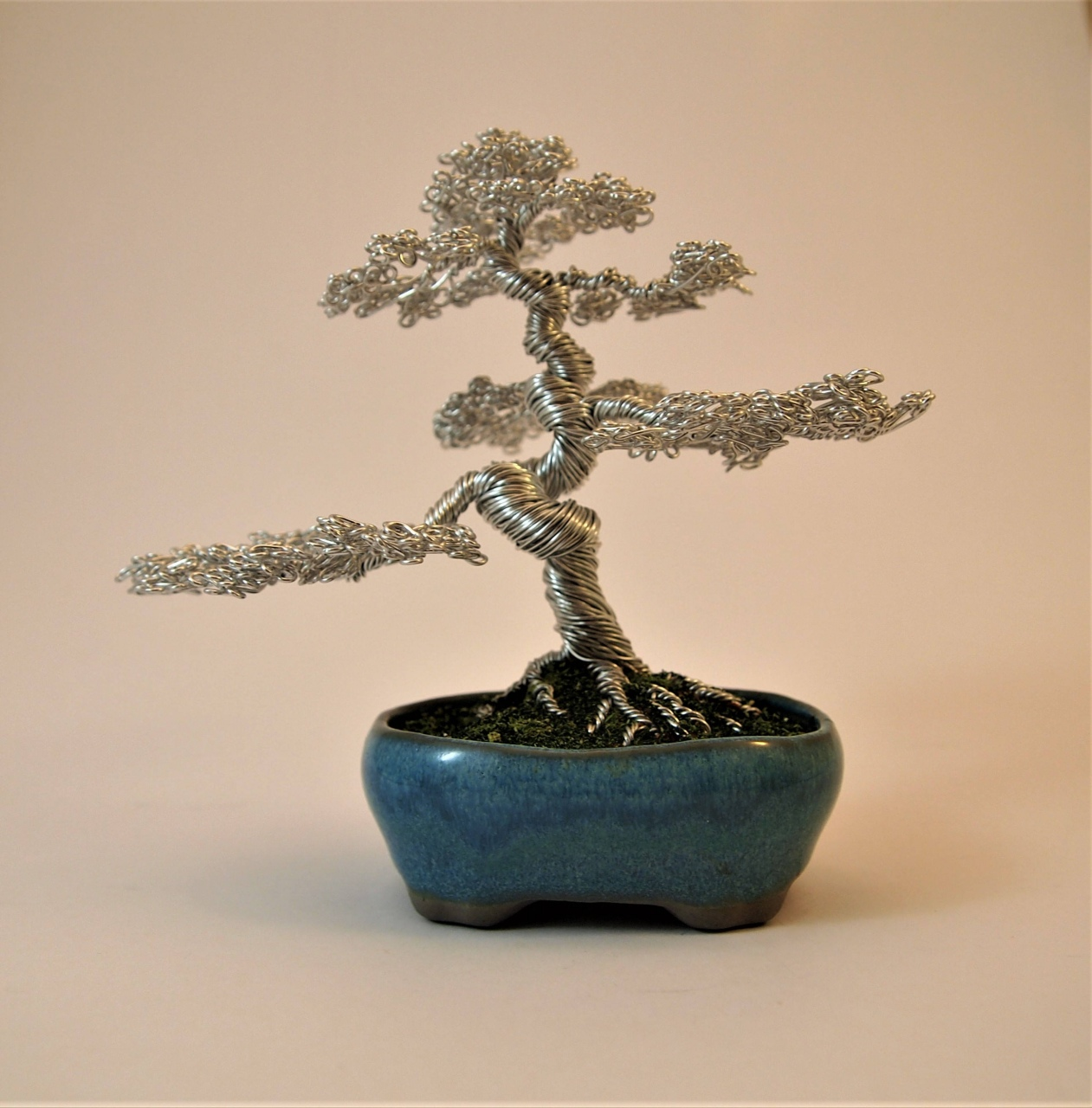 Incredible How To Make Wire Bonsai Tree Sculpture Lorenzo Sculptures Wiring 101 Mecadwellnesstrialsorg
