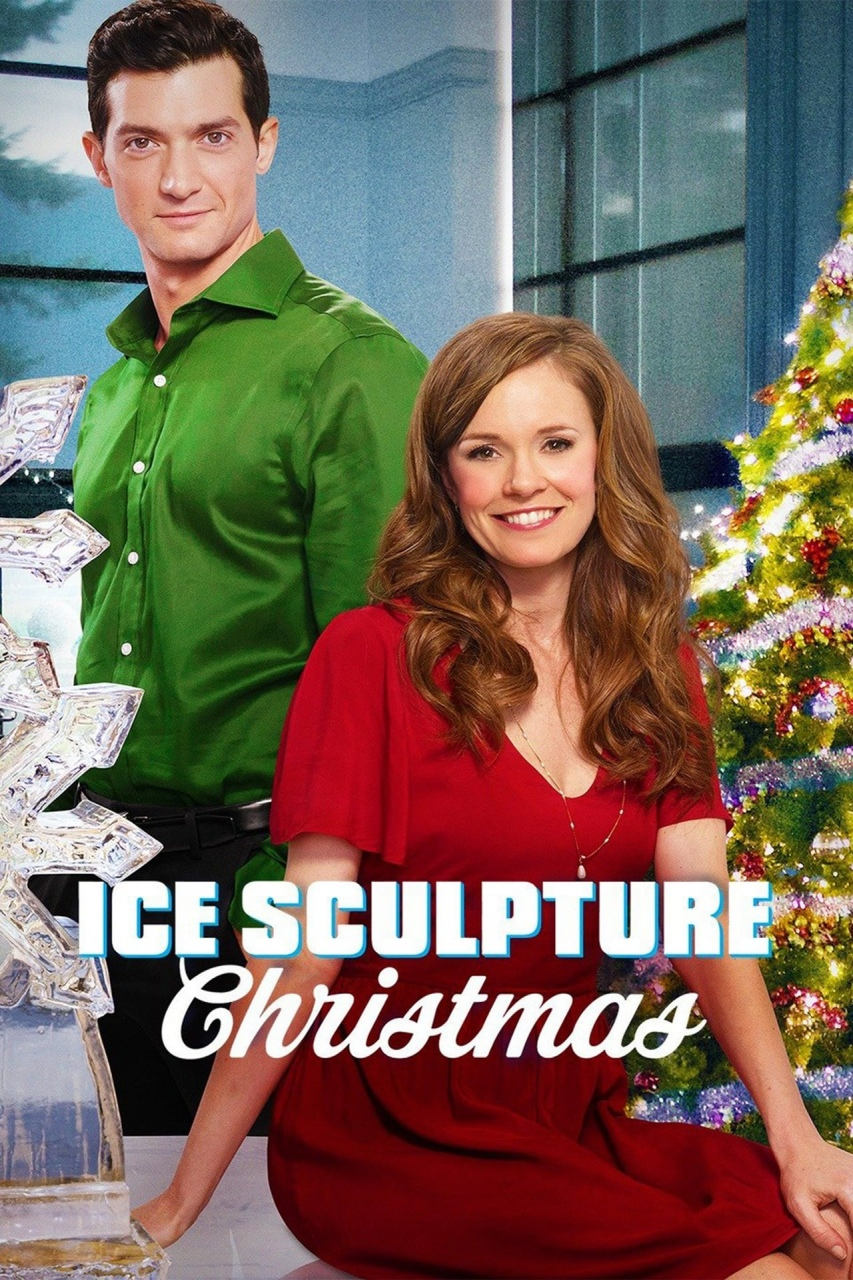 A Shoe Addicts Christmas.Ice Sculpture Christmas Hallmark Movie A Shoe Addict S
