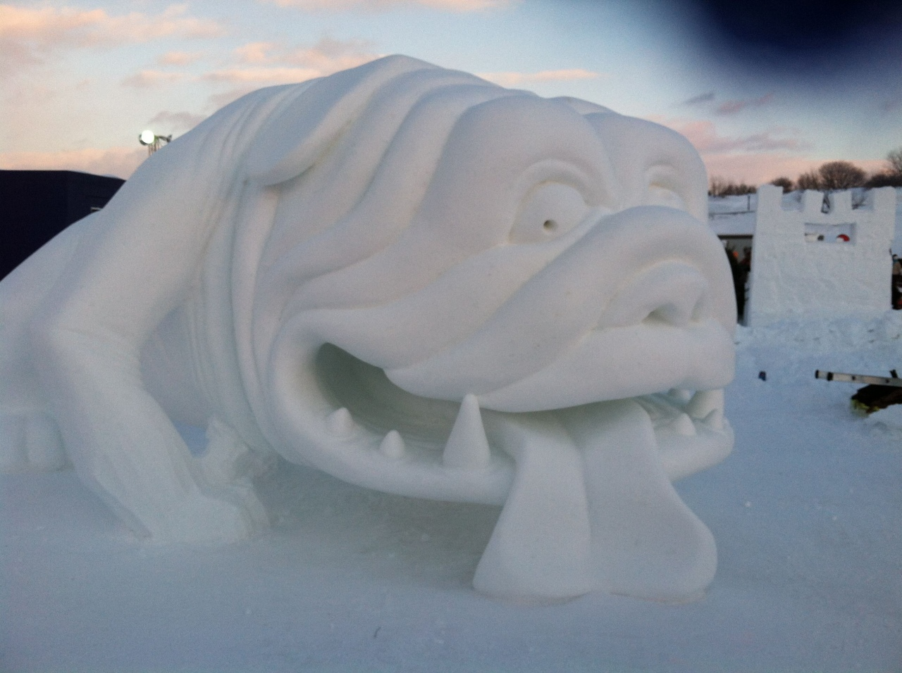 frankenmuth ice festival 2020