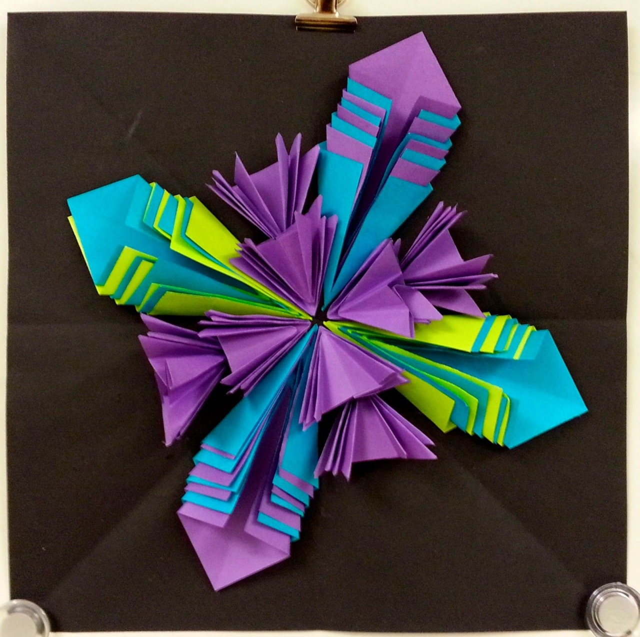 Easy Origami for Kids - Red Ted Art - Make crafting with kids easy ... | 1273x1280