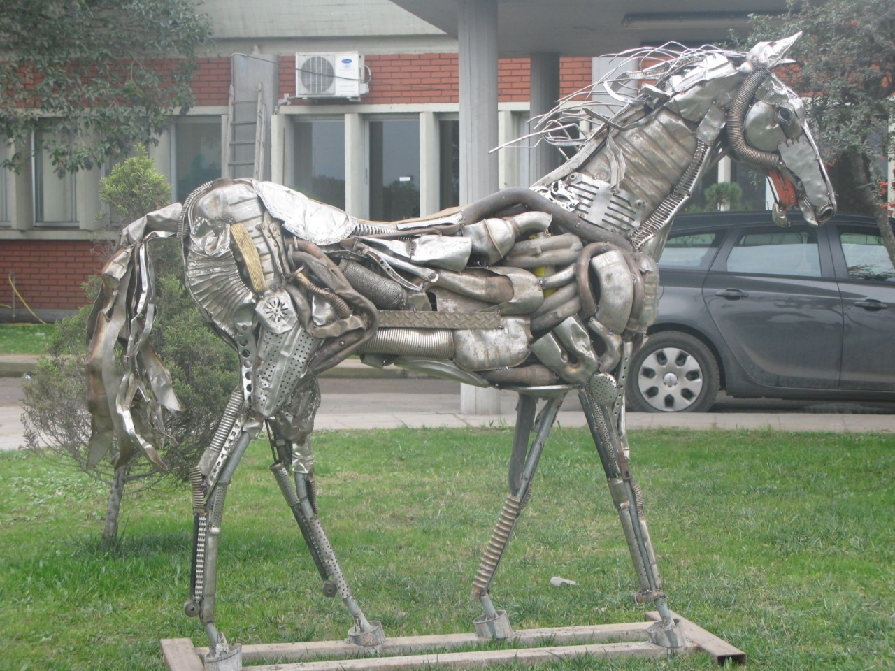 Recycled Metal Animal Sculptures Scrap Metal Horse My Art In 2018 Pinterest Lorenzo Sculptures Recycled Metal Animal Sculptures