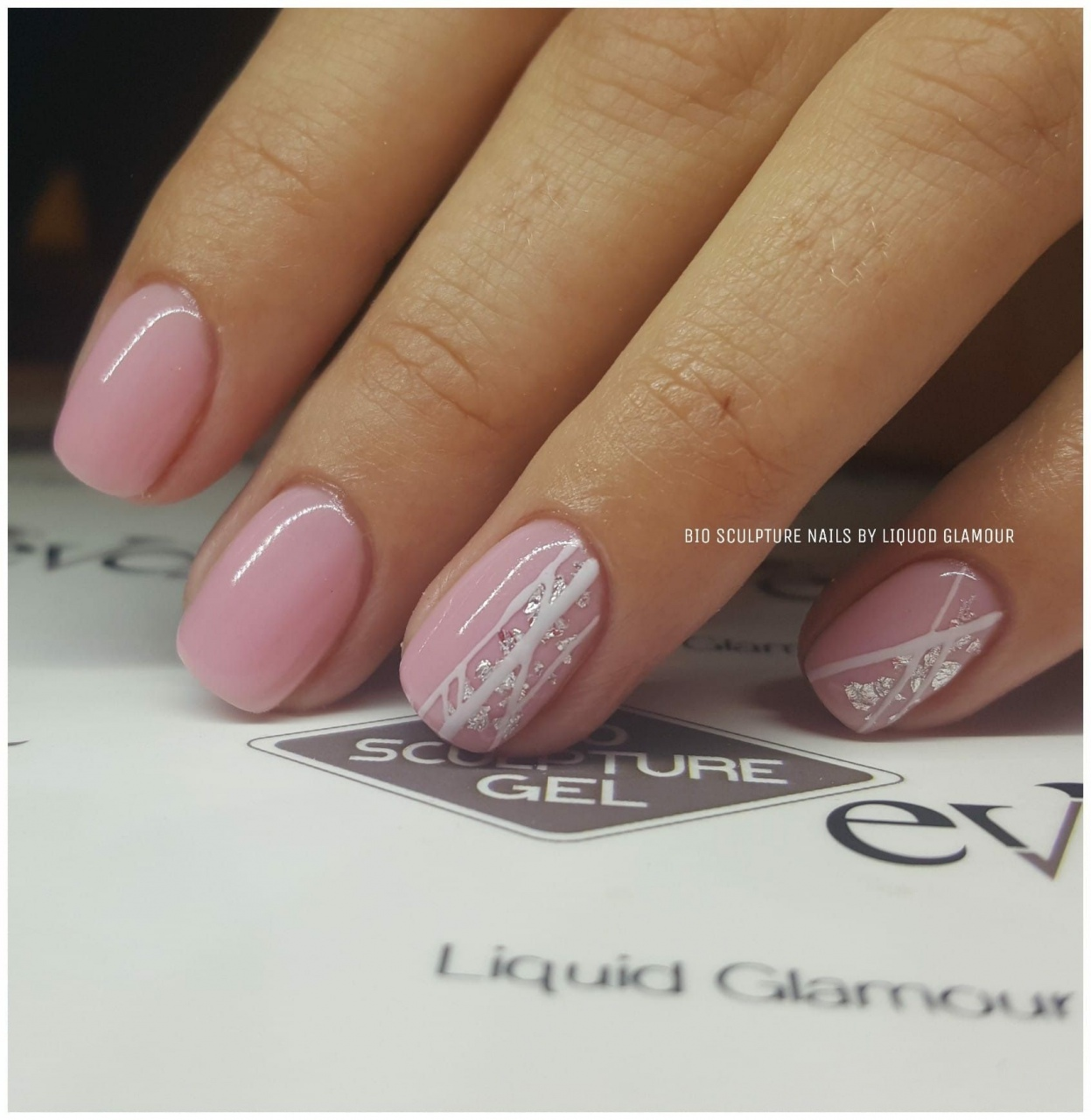 What is Bio Sculpture Nails — Lorenzo Sculptures